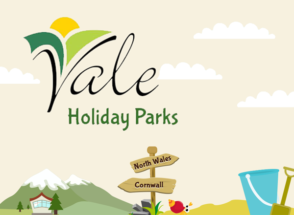 Vale Holiday Park Logo on BCC IT website